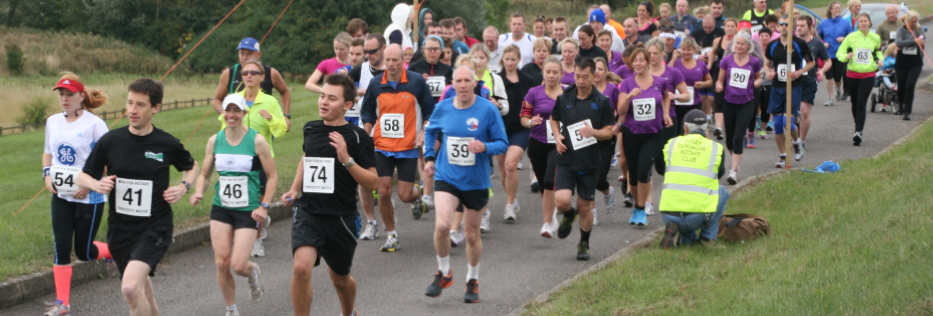 Draycote Water 10K - The Myton Hospices - Challenge Event