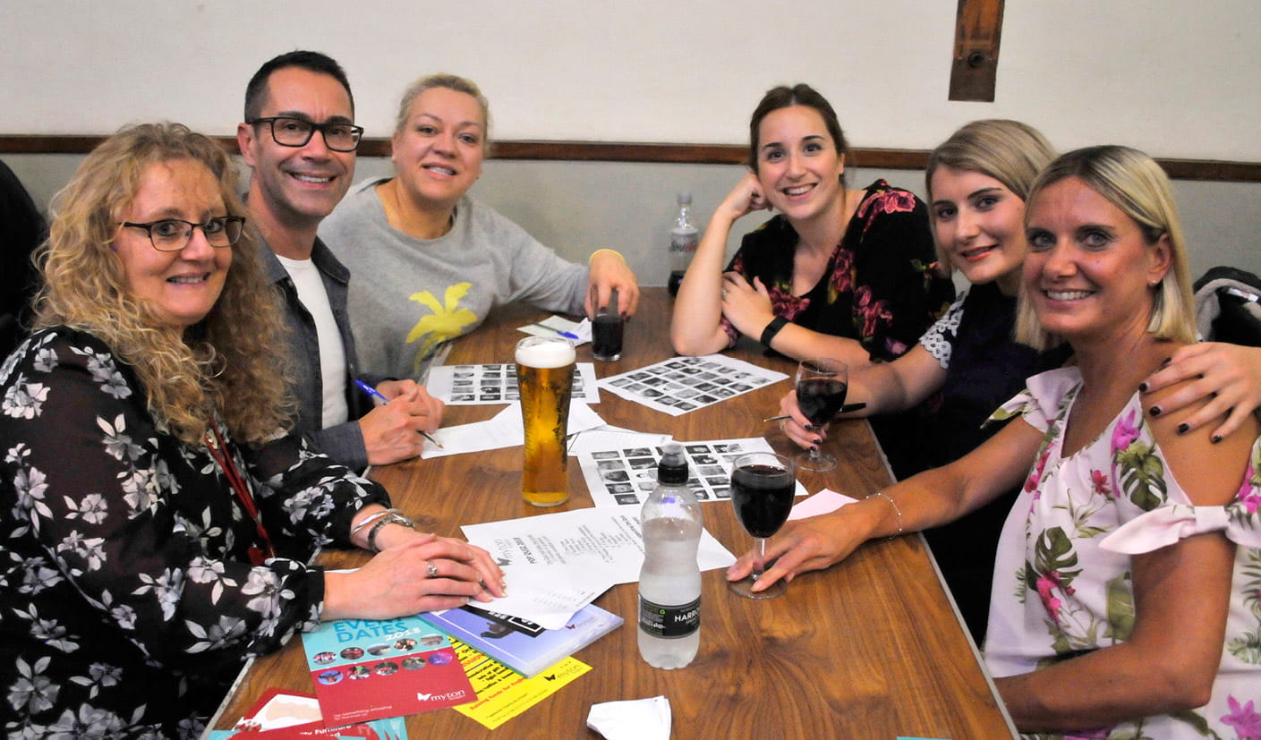 Rugby Pop Quiz - The Myton Hospices - Community Event