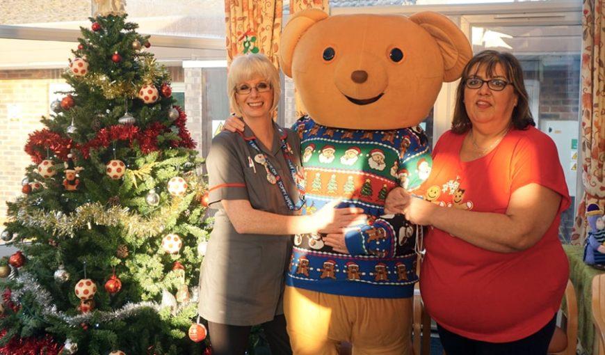 The Myton Hospices - Christmas Memories - Blog Header