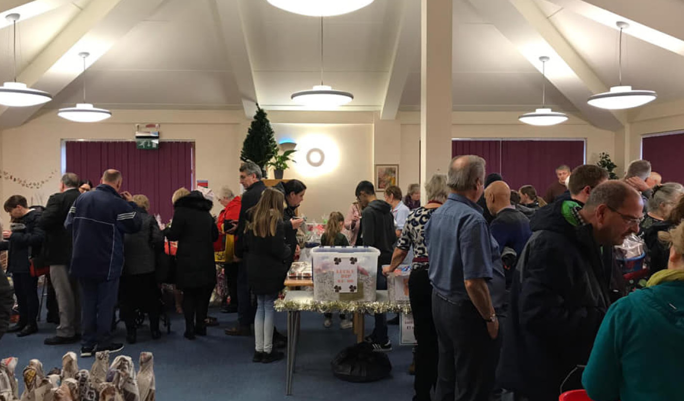 Coventry Christmas Fayre - The Myton Hospices - Coventry Support Group