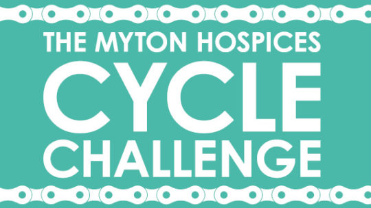 The Myton Hospices - Hospice - Cycle Challenge 2019 - Channe Image