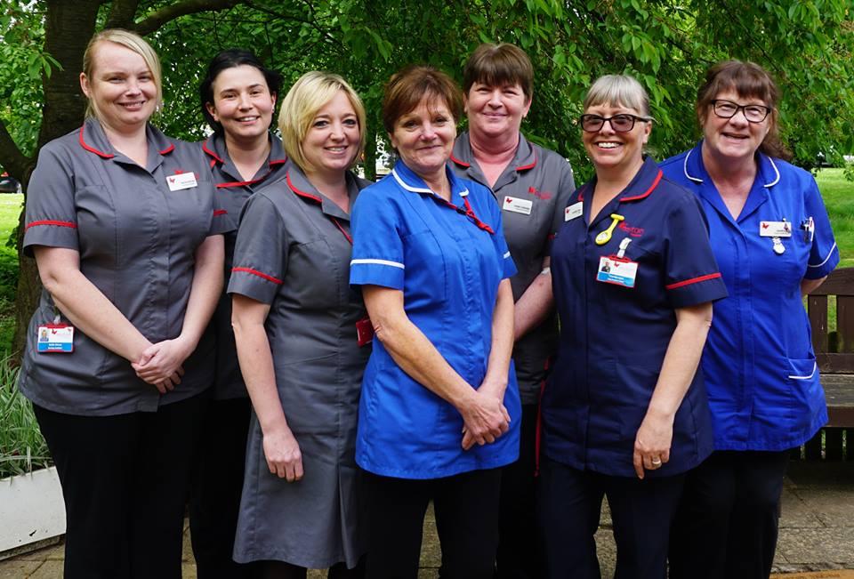 The Myton Hospices Rugby Nurses