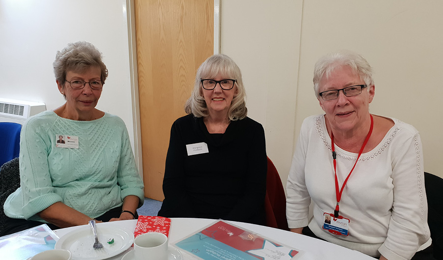 Long Serivce Awards 2018 - Volunteers - The Myton Hospices