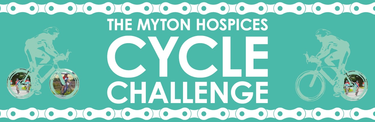 The Myton Hospices - Cycle Challenge 2019 - Mid Page Header