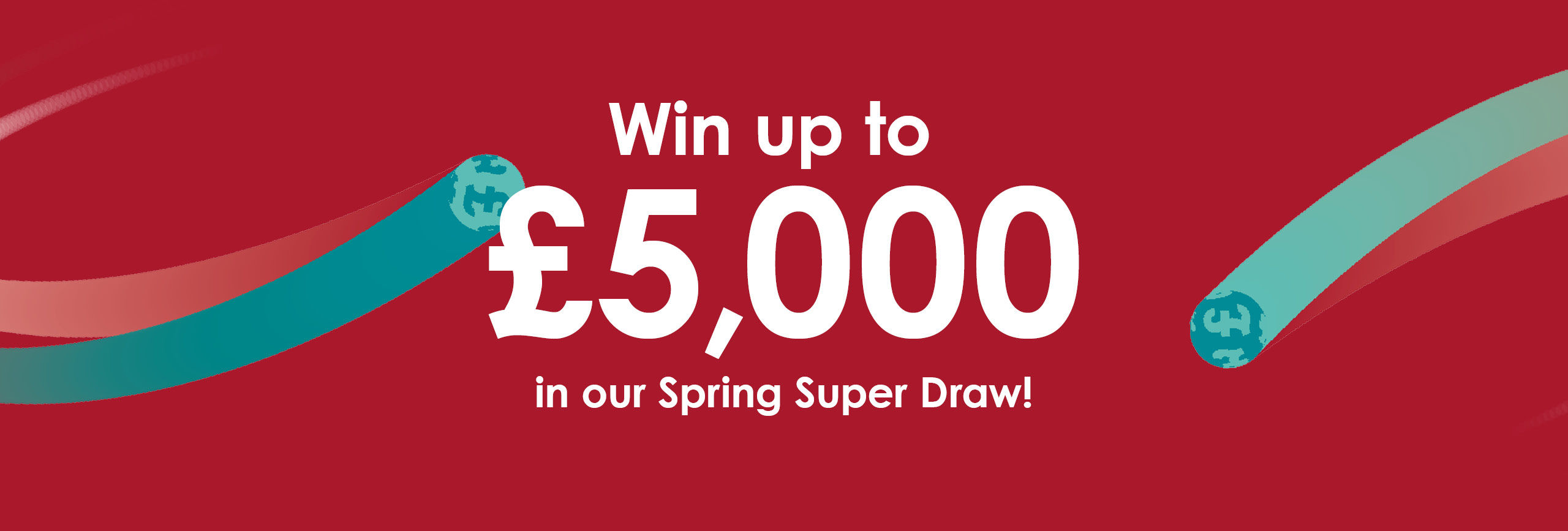The Myton Hospices - Lottery - Spring Super Draw - Flex Slider