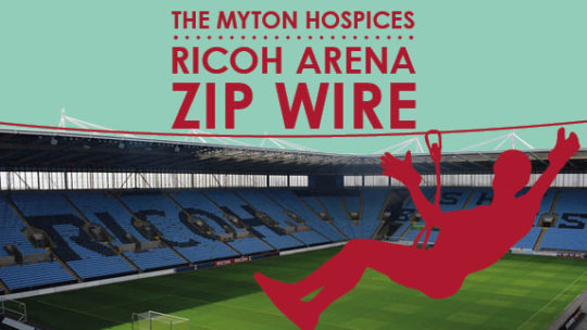 The Myton Hospices - Zip Wire - Event - Fundraising