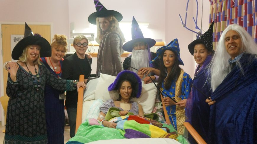 The Myton Hospices - Indi Gill Harry Potter Party