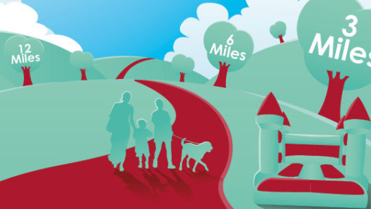 The Myton Hospices - Walk for Myton 2019 - Channel Image