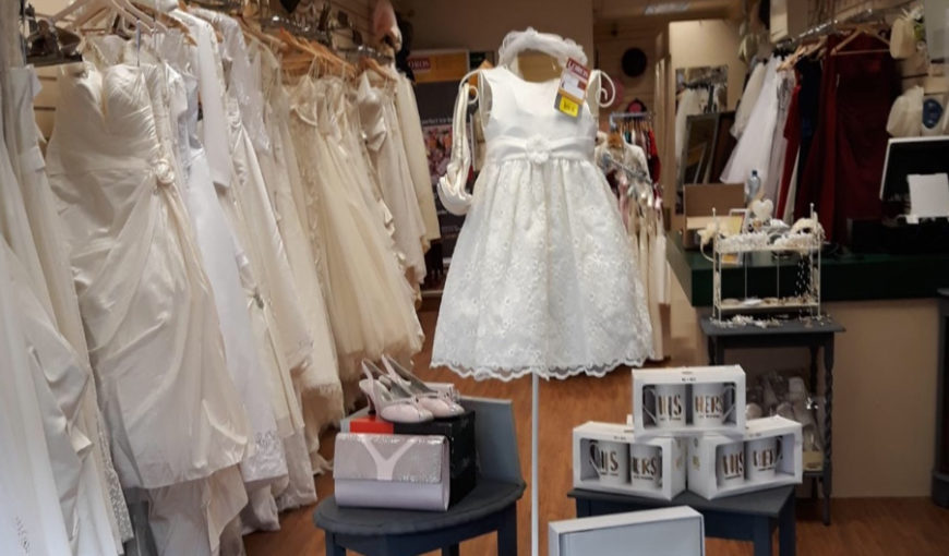 The Myton Hospices - Blog Header- Pop Up Wedding Shop Rugby - Loros