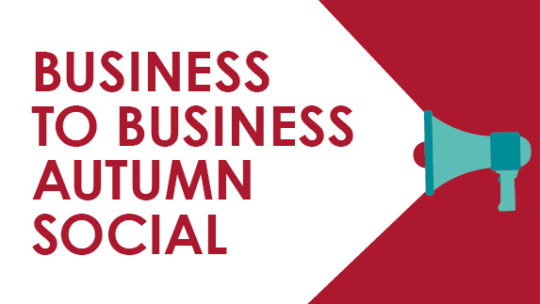 The Myton Hospices - Business To Business Autmn Social - Warwickshire - Coventry - Leamington Spa