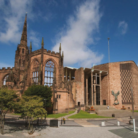 The Myton Hospices - Butterfly Effect - Coventry Cathedral