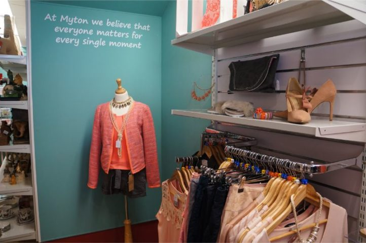 The Myton Hospices - Hertford Street Shop Opening - Gallery