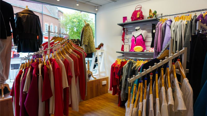 The Myton Hospices - Rugby - Church Street - Shop Opening - Gallery
