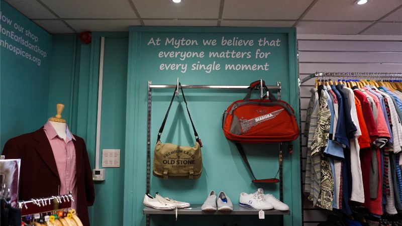 The Myton Hospices - Earlsdon Shop Opening - Gallery - Coventry