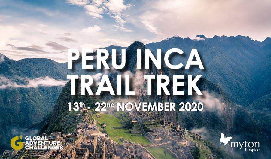 The Myton Hospices - Machu Picchu Inca Trail Trek - Blog Header