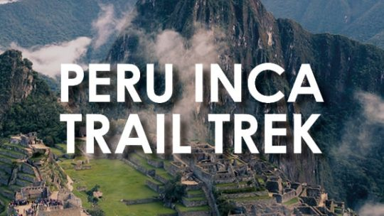 The Myton Hospices - Machu Picchu Inca Trail Trek - Channel Image