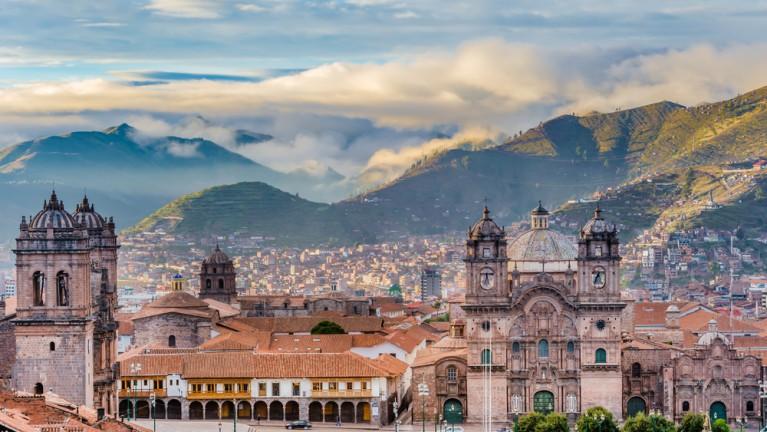 The Myton Hospices - Machu Picchu Inca Trail Trek Gallery