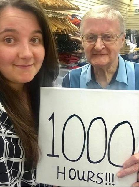 The Myton Hospices - Ken - Volunteering