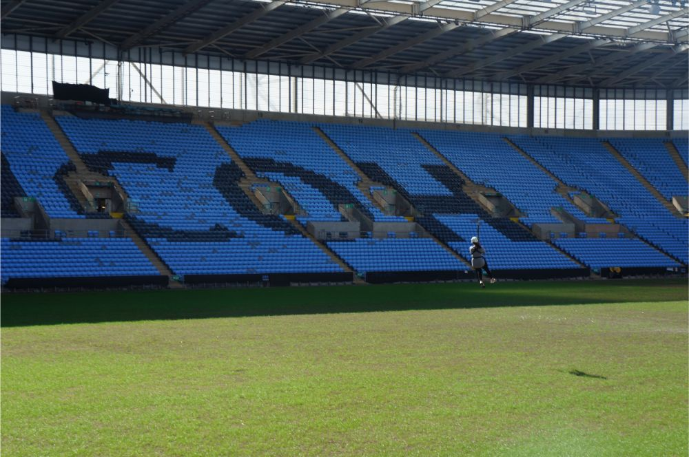 Zipe Wire Event - The Myton Hospices - Coventry - Ricoh Arena - Fundraising