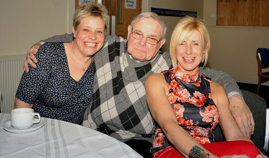 TheMyton Hospices - David Wall - People's Stories