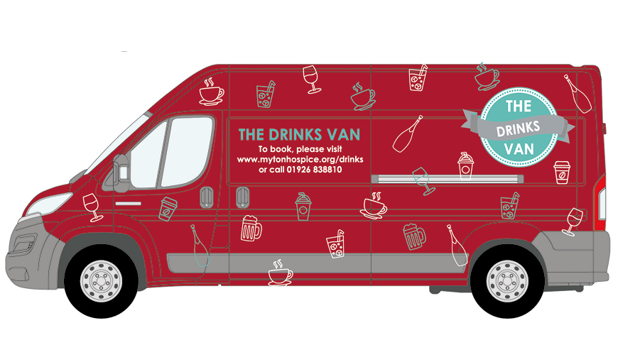 The Myton Hospices - Events Van 2019