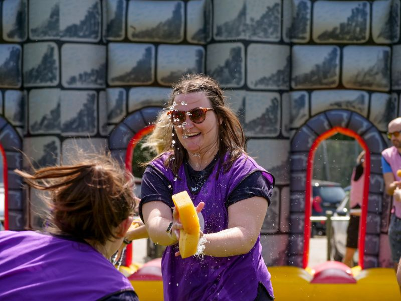 It's a Knockout 2019 - The Myton Hospices - Leamington Rugby Club - Warwickshire - Event - Fundraising