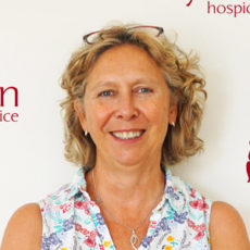 The Myton Hospices - Juliet Howard - Meet the education team