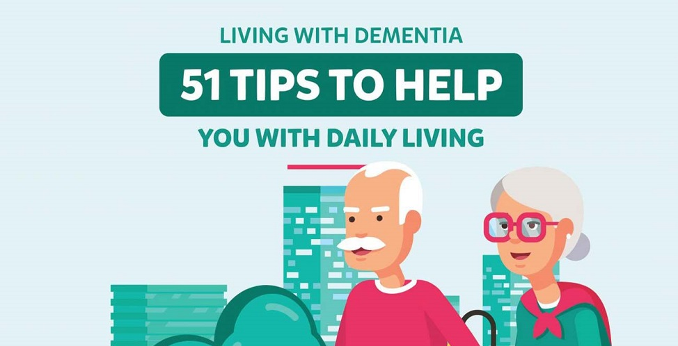 51 Tips to help you live with Dementia blog header