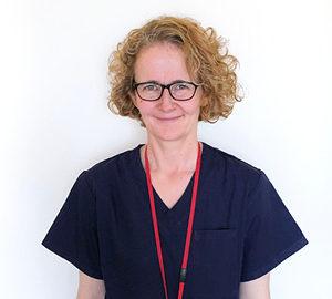 Dr Sarah MacLaran - Meet The Doctors - The Myton Hospices