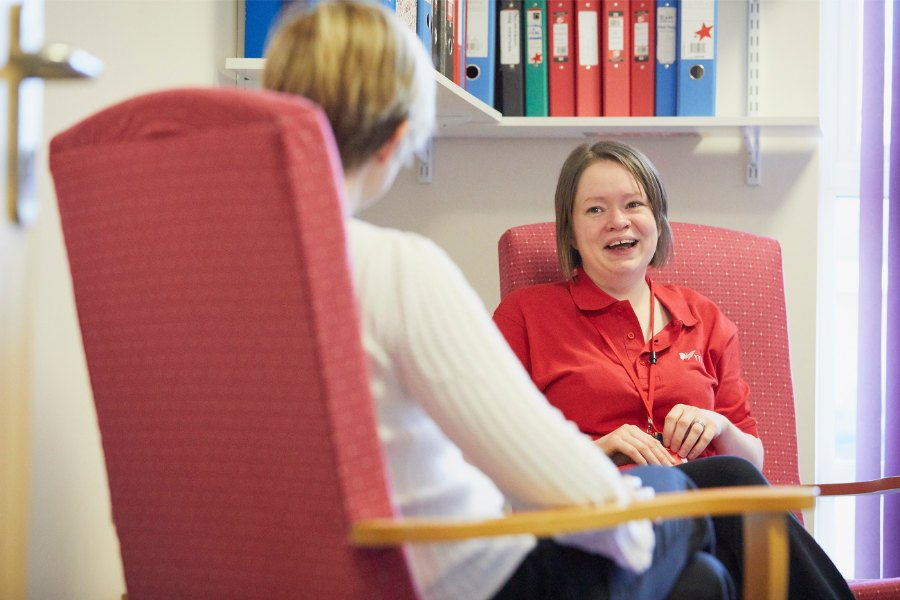 The Myton Hospices - Living Well - Warwick Coventry Leamington Spa Rugby - Wellbeing Services