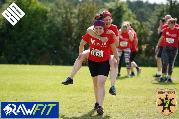 Mud 7 2019 - Challenge Event - The Myton Hospices - Warwickshire - Coventry - Leamington Spa
