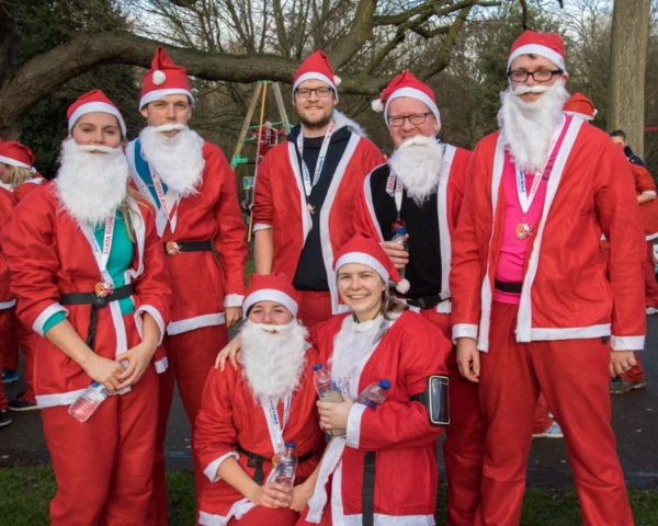 The Myton Hospices - Santa Dash 2018 - Gallery Photo