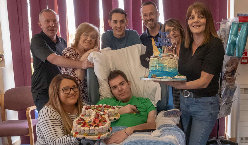 The Myton Hospices - James McHugh Coventry Birthday Party