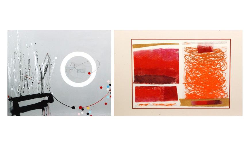 Libby January - The Myton Hospices - Art - Paintings - Fieldings