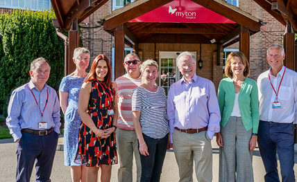 The Myton Hospices - Meet the Team - Trustees - Flex Slider - Channel Image