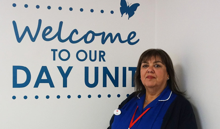 Tanya Sharpe - The Myton Hospices - Warwick - Leamington Spa - Rugby - Coventry