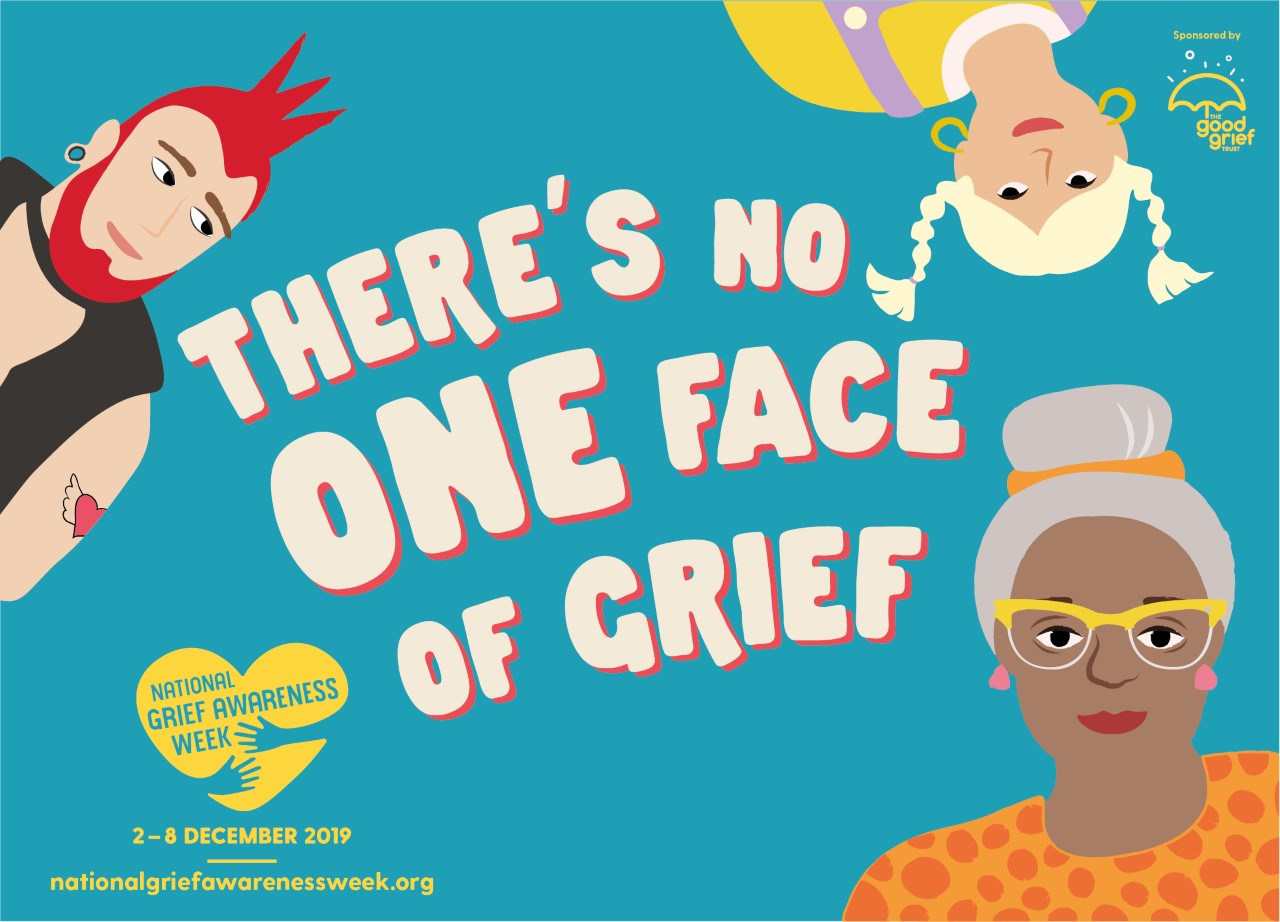 National Grief Awareness Week - Freddie's Wish - The Myton Hospices - Warwickshire - Coventry - Rugby - Leamington Spa