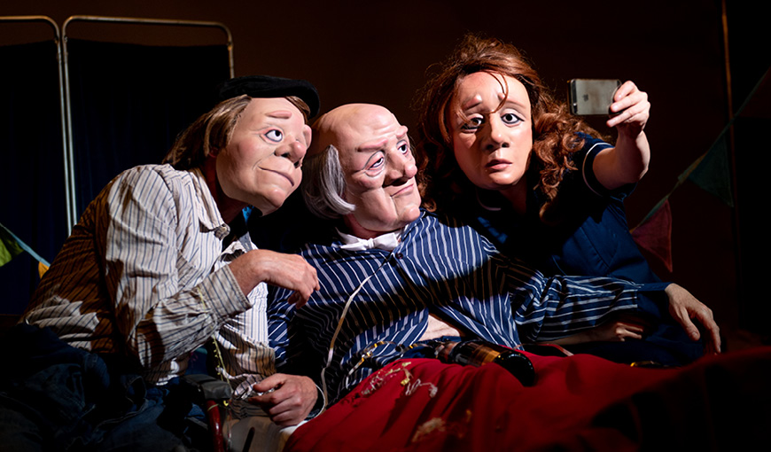 Dead Good Stage Show - The Myton Hospices - Warwickshire - Coventry - Leamintgon Spa - Rugby - Stage Show - Bridge House Theatre