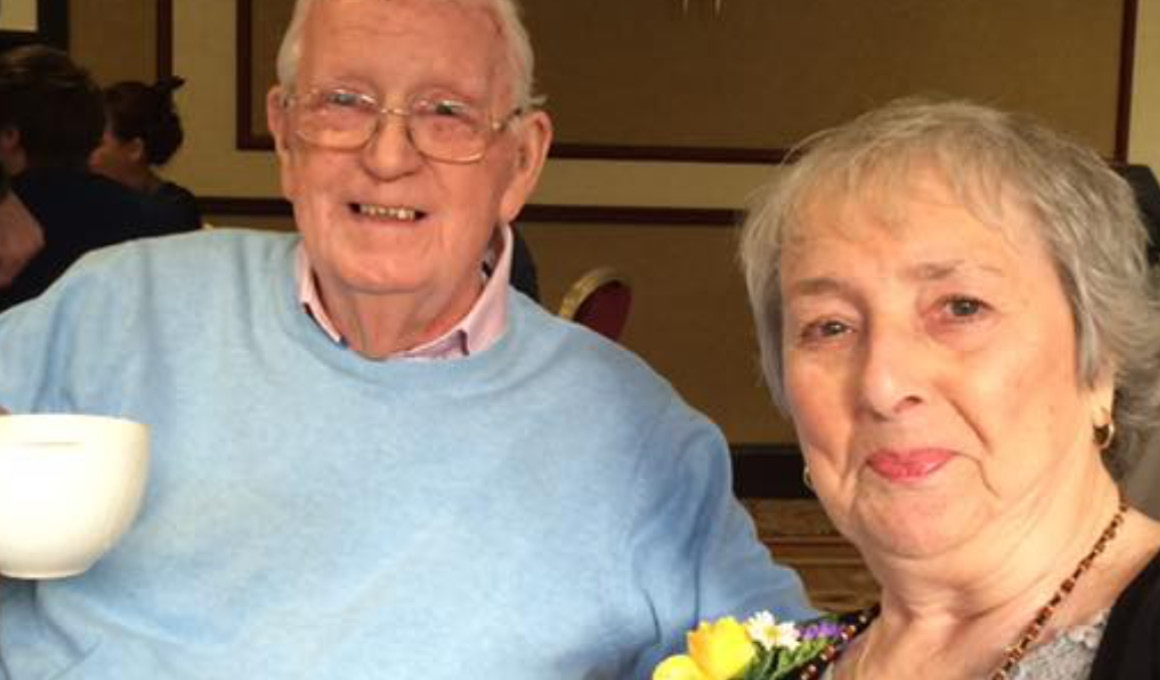 The Myton Hospices – John Burnell – Patient Stories Header – Warwick Coventry Leamington Spa Rugby Warwickshire