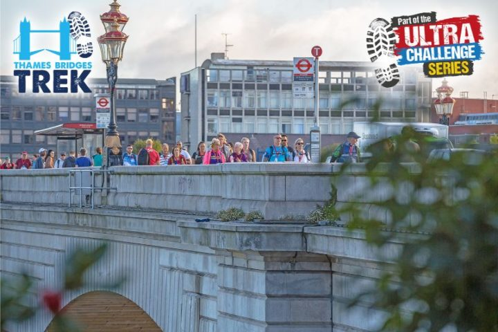 Thames Bridge Trek Ultra Challenge 2020 - The Myton Hospices - Challenge Event - Warwickshire - Leamington Spa - Coventry - Rugby