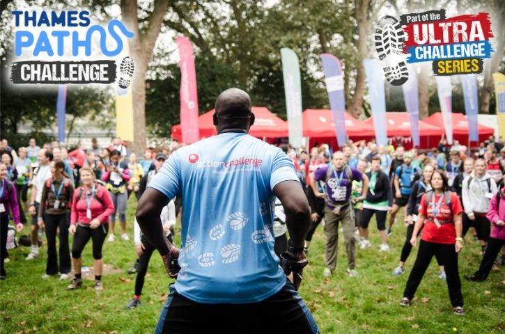Thames Path Challenge 2020 - The Myton Hospices - Challenge Event