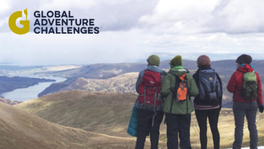Yorkshire Three Peaks Challenge - The Myton Hospices - Global Adventure Challenges