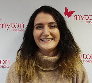 The Myton Hospices - Meet the Team - Natalie Humphrey - Crop (72dpi)