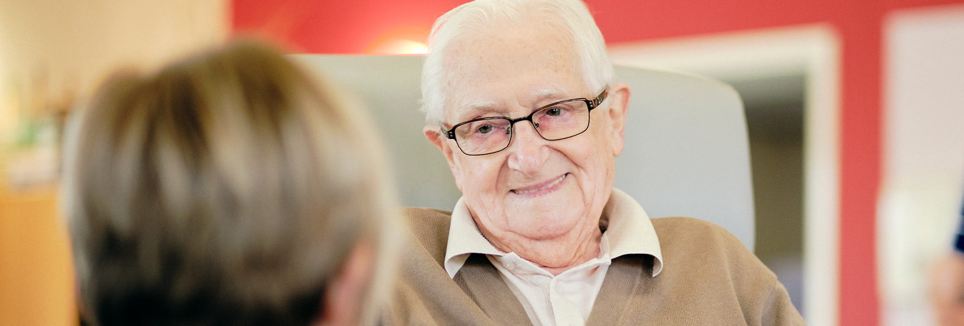 The Myton Hospices - Coventry - Leamington Spa - Rugby - We Cover - Hospice Care - Patient - Coming to Myton