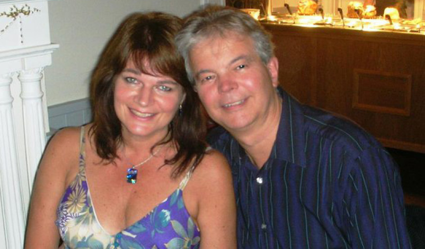 Helen Smith - People's Stories - The Myton Hospices - Warwickshire - Coventry - Leamington Spa - Rugby