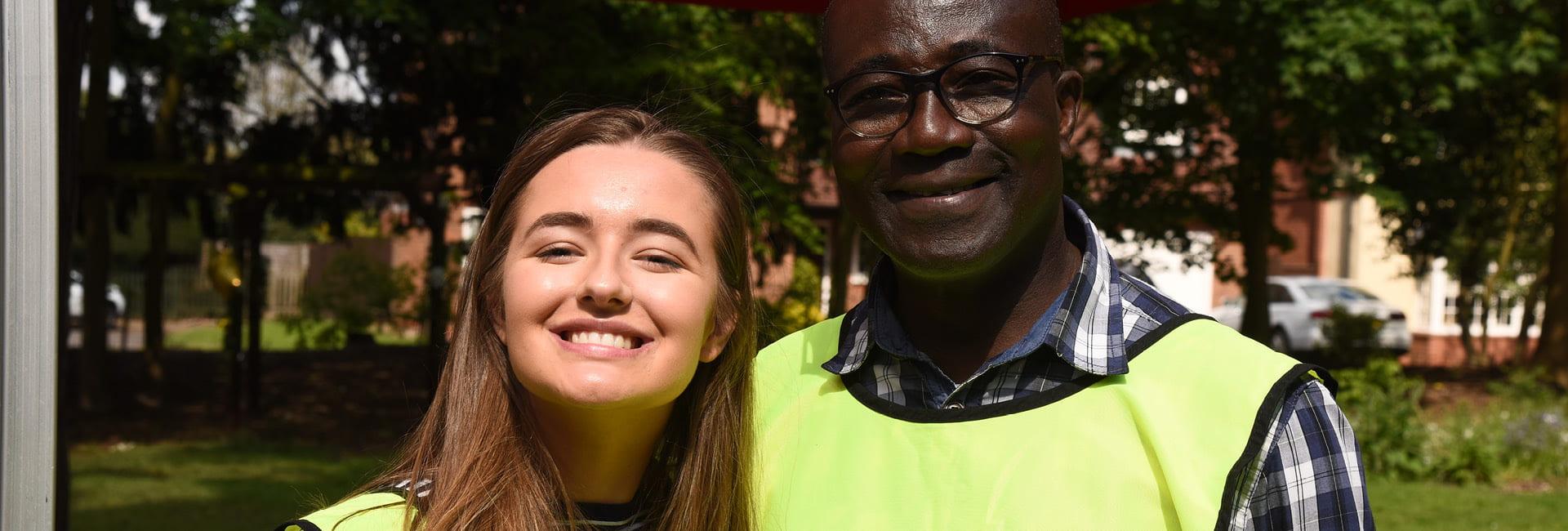 The Myton Hospices - Volunteers - Volunteering - Warwick - Rugby - Coventry - Leamington Spa - Volunteering Vacancies