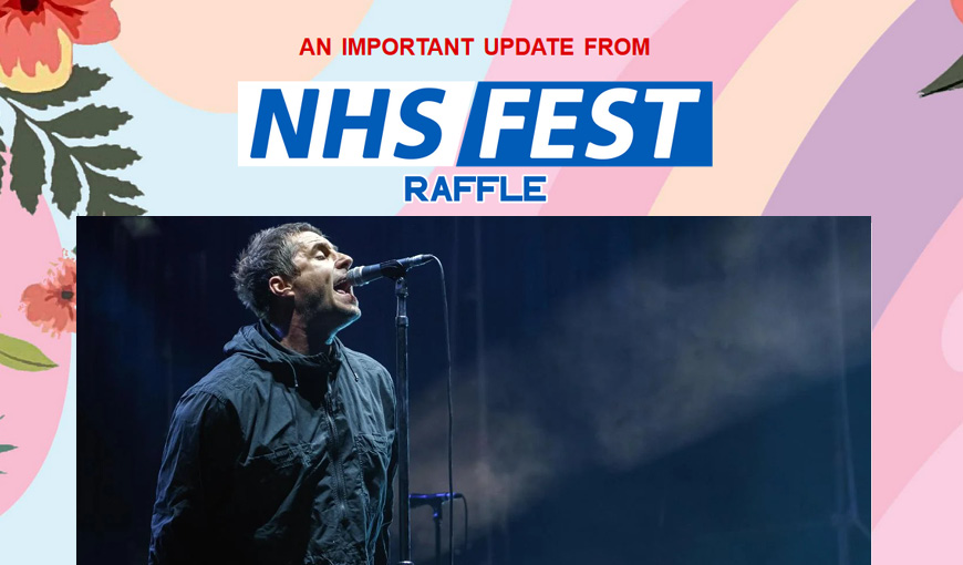 The Myton Hospices - NHS Fest Poster