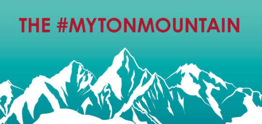 The Myton Hospices Myton Mountain - Event Page Mid Banner