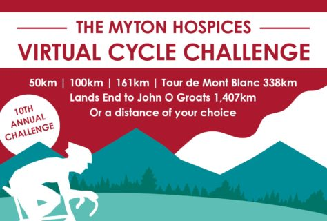 The Myton Hospices - Virtual Cycle Challenge Mid Page 2020