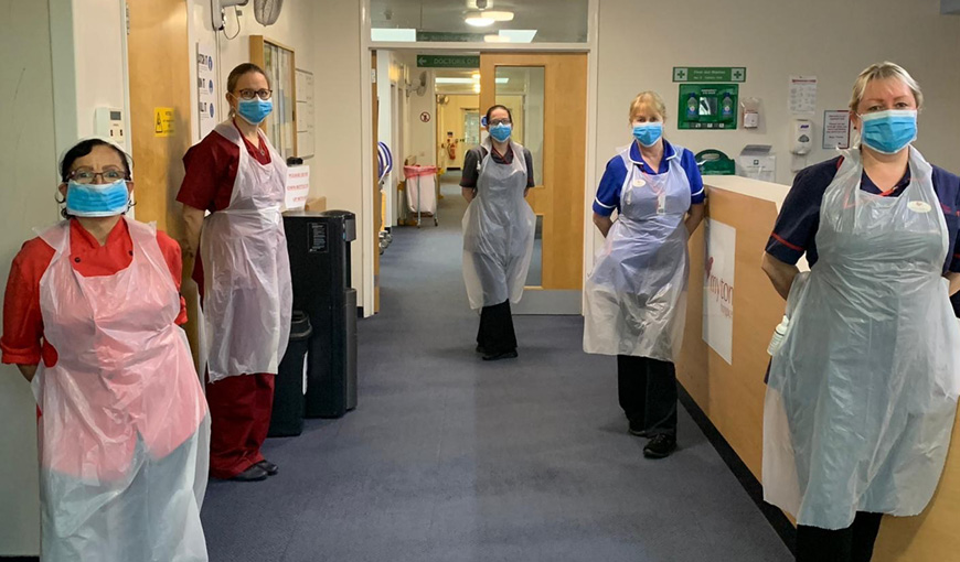 The Myton Hospices - Warwick - Coventry - Rugby - Leamington Spa - Nurses - Doctors